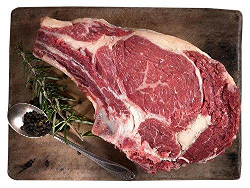 Porter & York Beef Bone in Rib Steak, 2 lb