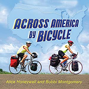 Across America by Bicycle Audiobook