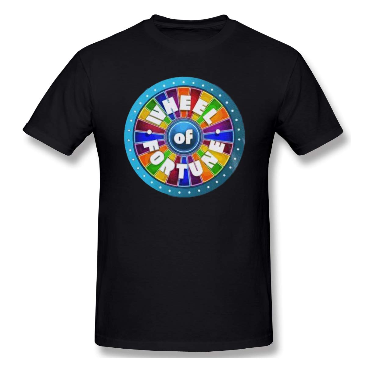 Gallagher Retro Wheel Of Fortune Cool Casual T Shirt Short Sleeve Tee For