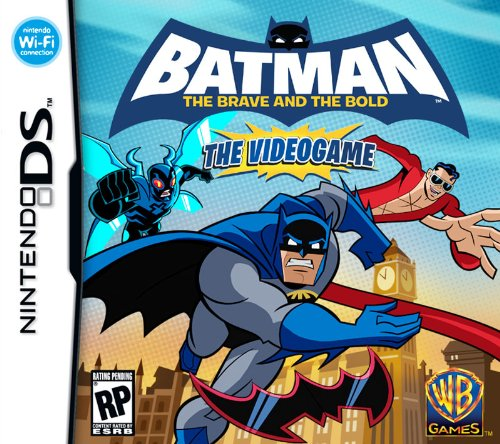 Batman Brave & the Bold - Nintendo - Mall Idaho Outlet
