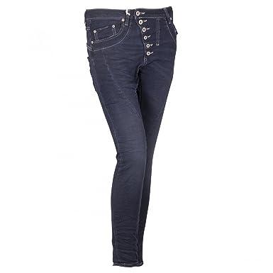 8df6b873aff7 Please Boyfriend Jeans Hose - M  Amazon.de  Bekleidung