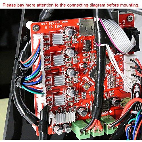 carte mere anet a8 KKmoon AA1284 Base Control Board Mother Board Mainboard DIY