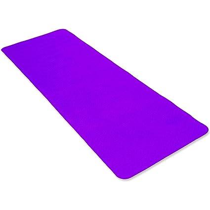 Amazon.com : Eco Wise Fitness Essential Yoga Pilates Mat ...