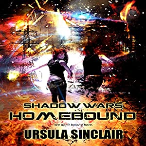 Shadow Wars: Homebound Audiobook