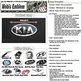 Kia Motors Front Grill KIA Logo Emblem