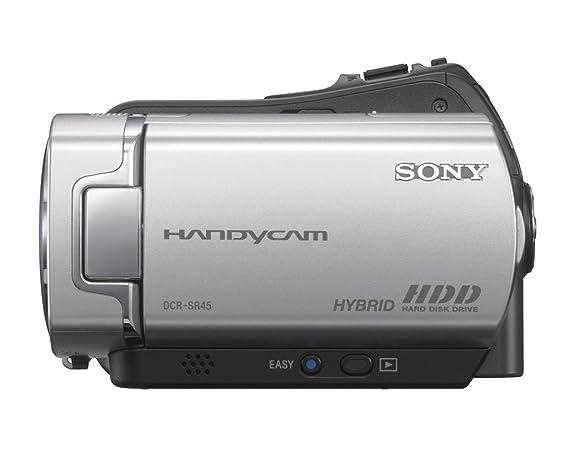 Sony DCR-SR45 30 GB Disco Duro Handycam Videocámara con 40 x Zoom óptico (descontinuado por Fabricante): Amazon.es: Electrónica