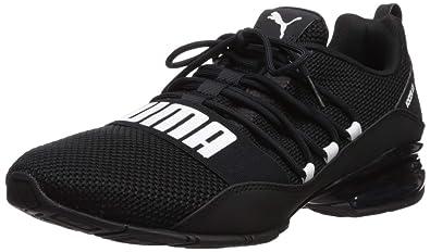 55d9cdf0047 PUMA Men s Cell Regulate Sneaker Black-Asphalt-White 7 ...