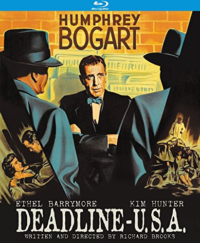 Deadline U.S.A. (1952) [Blu-ray]