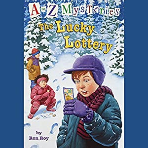 A to Z Mysteries: The Lucky Lottery Audiobook