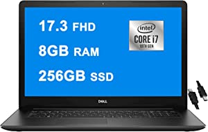 Flagship 2021 Dell Inspiron 17 3000 3793 Laptop 17.3