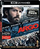 Argo 4K UHD + Blu-Ray (Region Free) (Hong Kong Version / Chinese subtitled) ?????