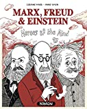 img - for Marx Freud & Einstein: Heroes of the Mind book / textbook / text book