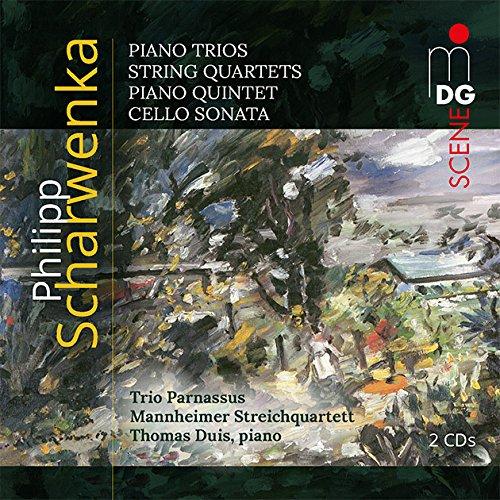 CD : TRIO PARNASSUS - MANNHEIMER STREICHQUARTETT - THOMAS DUIS - Chamber Music (2 Pack, 2PC)