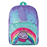 Style.Lab Fashion Angels Magic Sequin Backpack - Periwinkle/Team Unicorn