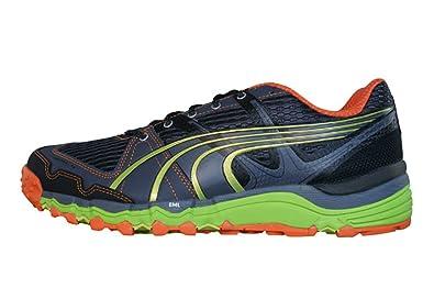 Puma Complete Trailfox 4- Black running shoes