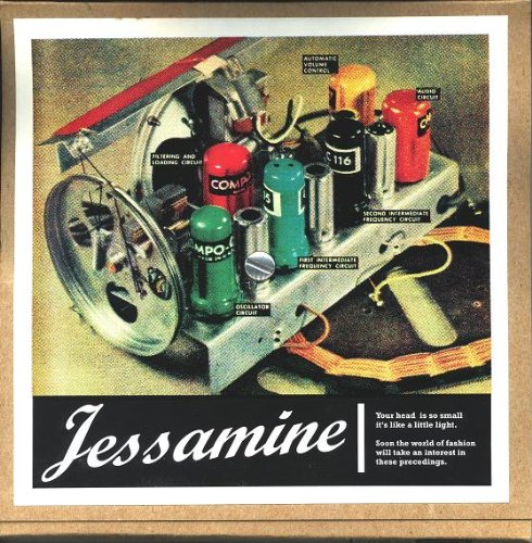 Jessamine Light - Your Head is So Small, It's Like a Little Light / Soon the World of Fashion Will Take An Interest in These Precedings