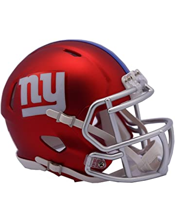 15782430b Riddell NFL NEW YORK GIANTS Blaze Alternate Speed Mini Helmet