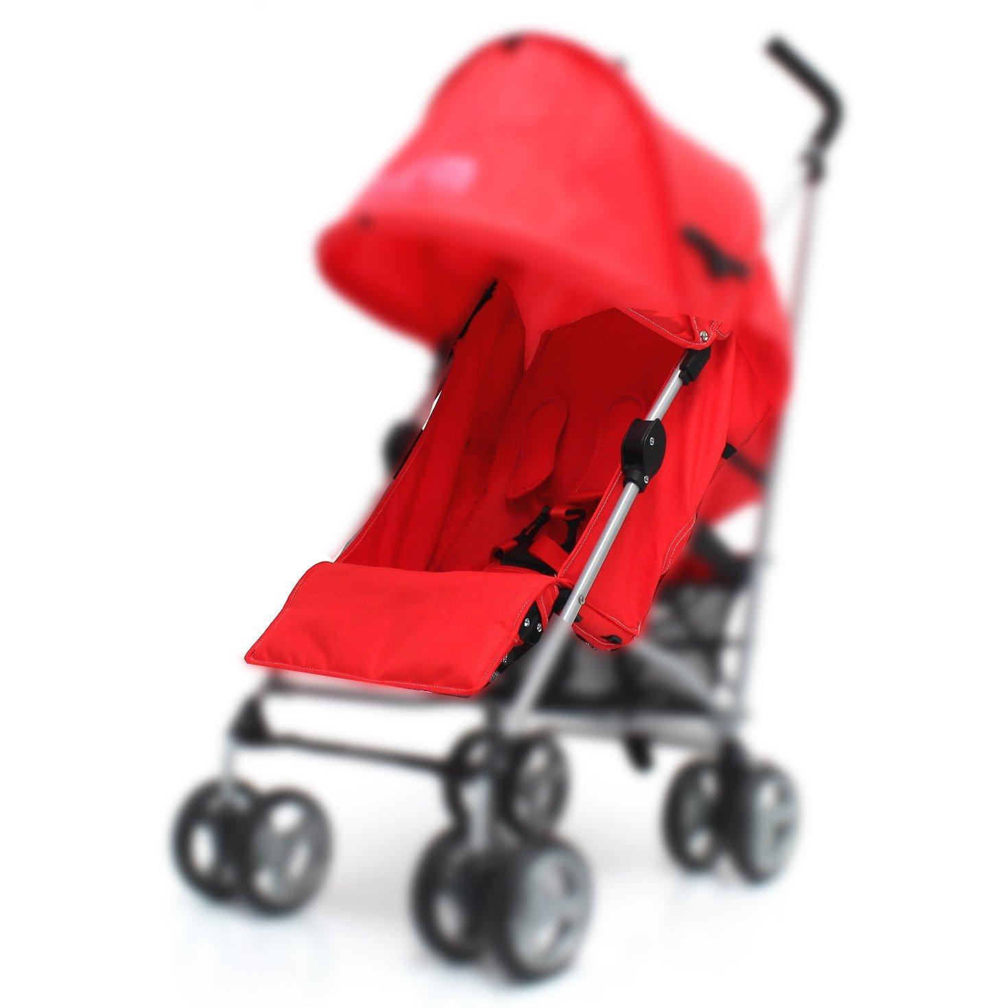(Spare Parts Seat Unit) Zeta Vooom - RED ZeTA®