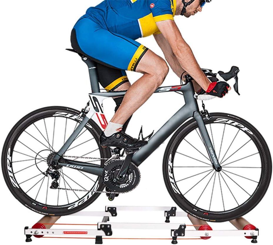 QWER Rodillo de Bicicleta Rodillo de Ejercicio en casa ...