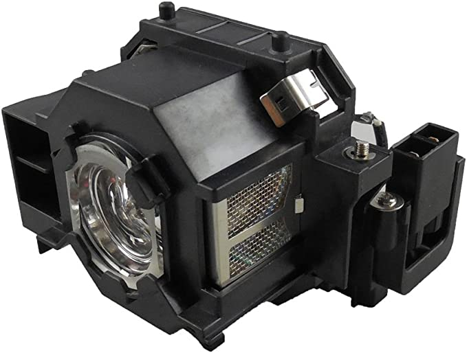MEHRWEG PowerLite W6 PowerLite S6 PowerLite S5 Supermait EP41 A Qualit/ät Beamerlampe Ersatz projektorlampe Birne mit Geh/äuse Kompatibel mit Elplp41 Kompatibel mit PowerLite 77c PowerLite 78