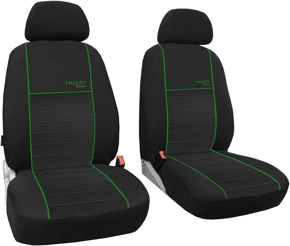 Maßgefertigter Sitzbezuge Vordersitzbezüge Modellspezifischer Sitzbezug Fahrersitz Beifahrersitz Für Mercedes W123 Beste Qualität Sitzbezüge Im Design Trend Line Erhältlich In 7 Farben Auto