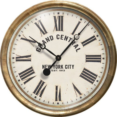Grand Central Clock - 9