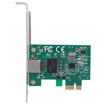 Tarjeta de red PCI-E, tarjeta Ethernet de 10/100/1000 Mbps ...