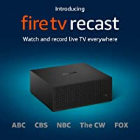 Deals on Fire TV Recast over-the-air DVR 500 GB 75 hours 2 Tuners