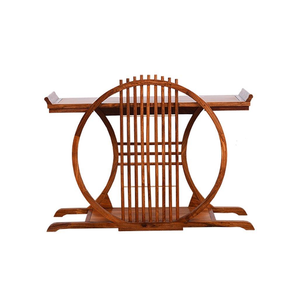 世界マホガニー家具ローズウッドフラワーラック中国のピアノテーブルソリッドウッドポットラックマルチレイヤーシェルフQintai B07FTC3PNH