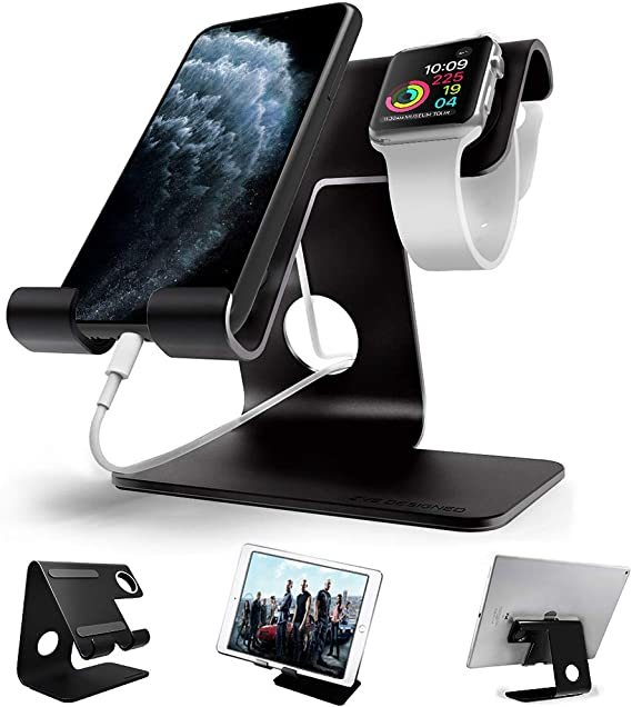 Portable Tablet PC Docking Station Laptop Stand Support iPad  Mount Holder
