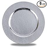 Finally, you have found the perfect charger plates for your home & kitchen decoration! ☛ Recommending our Round Gold Charger Plates (Set of 6) - Elegant Modern Designed Hammer with Metal Finishing from Fantastic:) The benefits that we can...