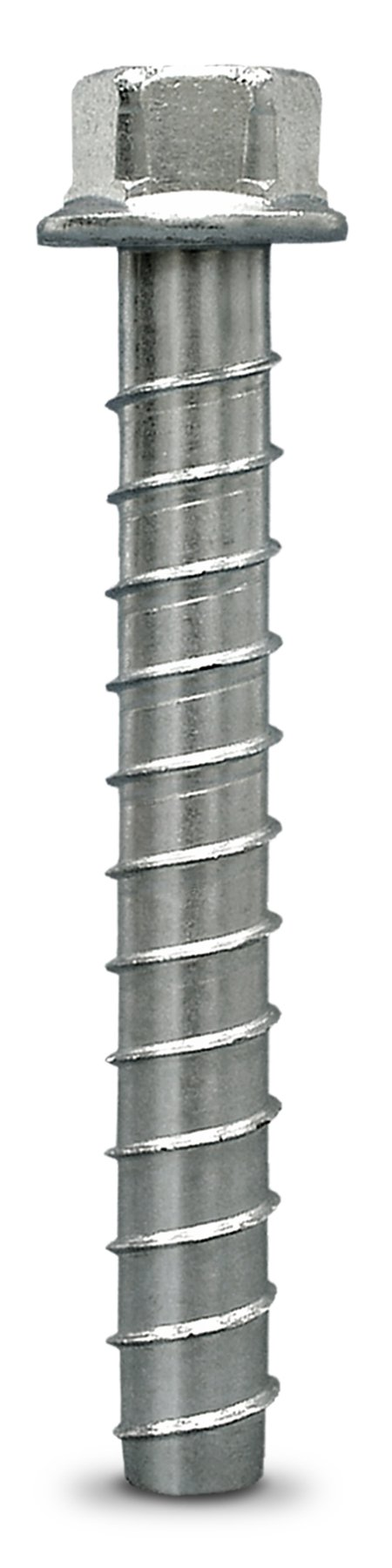 Simpson Strong Tie THD50500H 1/2-Inch by 5-Inch Titen HD Zinc Plated Heavy Duty Screw Anchor for Concrete/Masonry, 20 per Pack