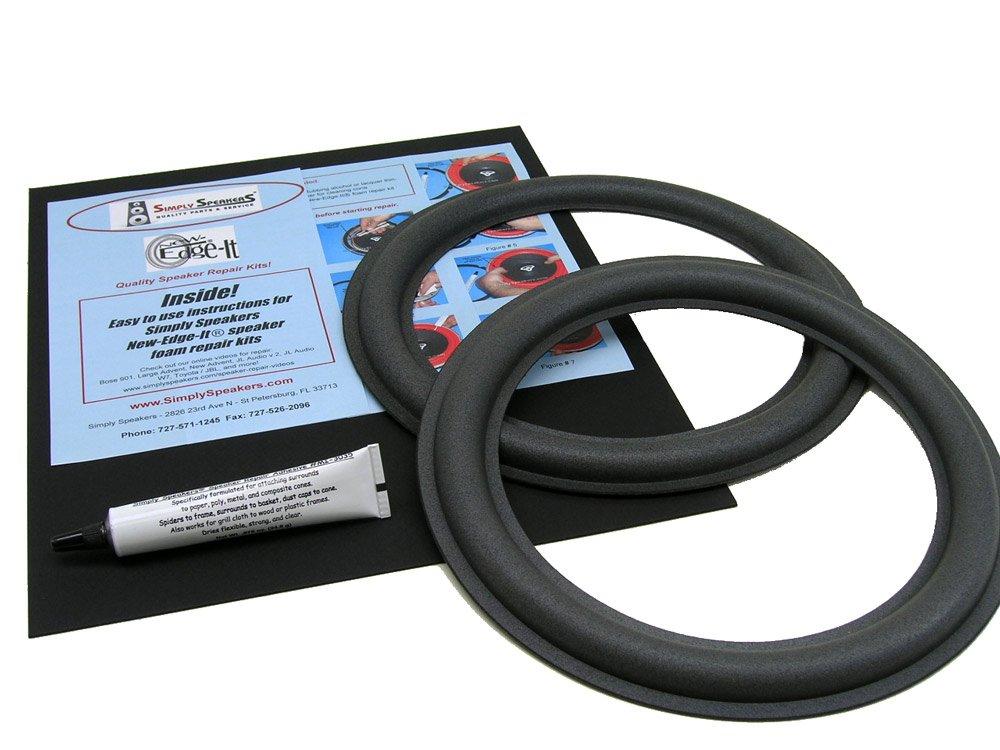 JL Audio Speaker Foam Edge Repair Kit, 10'', 10W0, 10W3, 10W4, 10W6, FSK-10JL