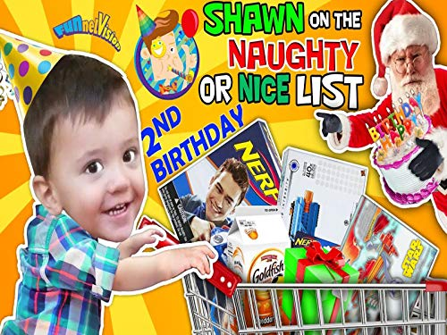 Shawn's 2nd Birthday! On Santa's Naughty List! The Terrible Two's Are Here (Best White Wine To Use For Cooking)