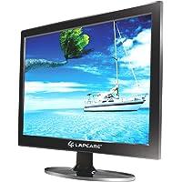 "LAPCARE 15.4"" Slim 720p HD LED Monitor (VGA + HDMI)"