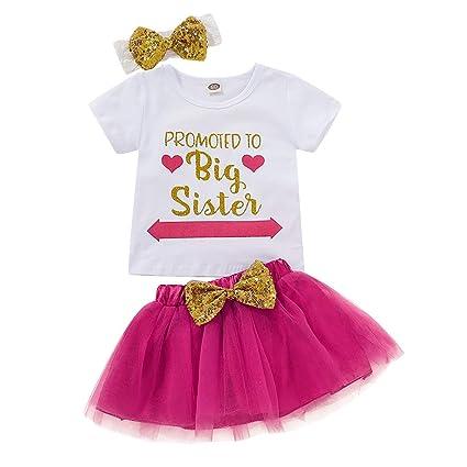 466e2bfe Amazon.com : ❤️Ywoow❤ Summer Girls Dresses, Girls Ruffles ...