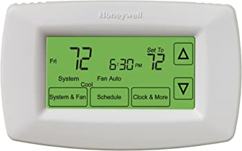 Honeywell Premium Touch Screen Programmable Thermostat