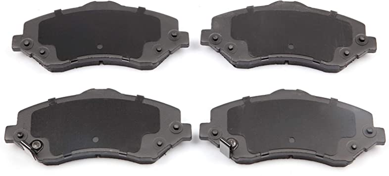 Front Rear Set Performance Rotors Ceramic Pad Fits 08-12 Chrysler Town /& Country