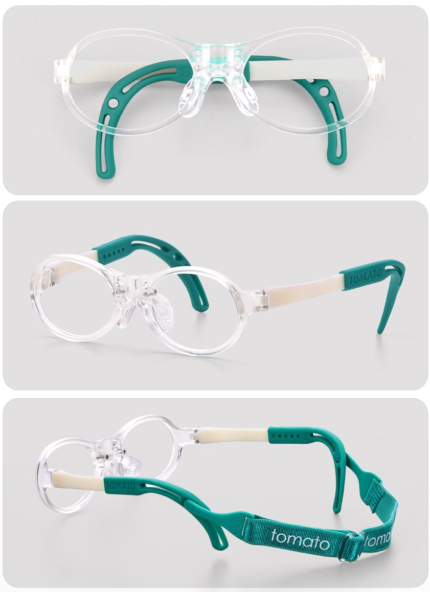 Eyeglass Frames for Babies & Toddlers (TBAC3 - 39)