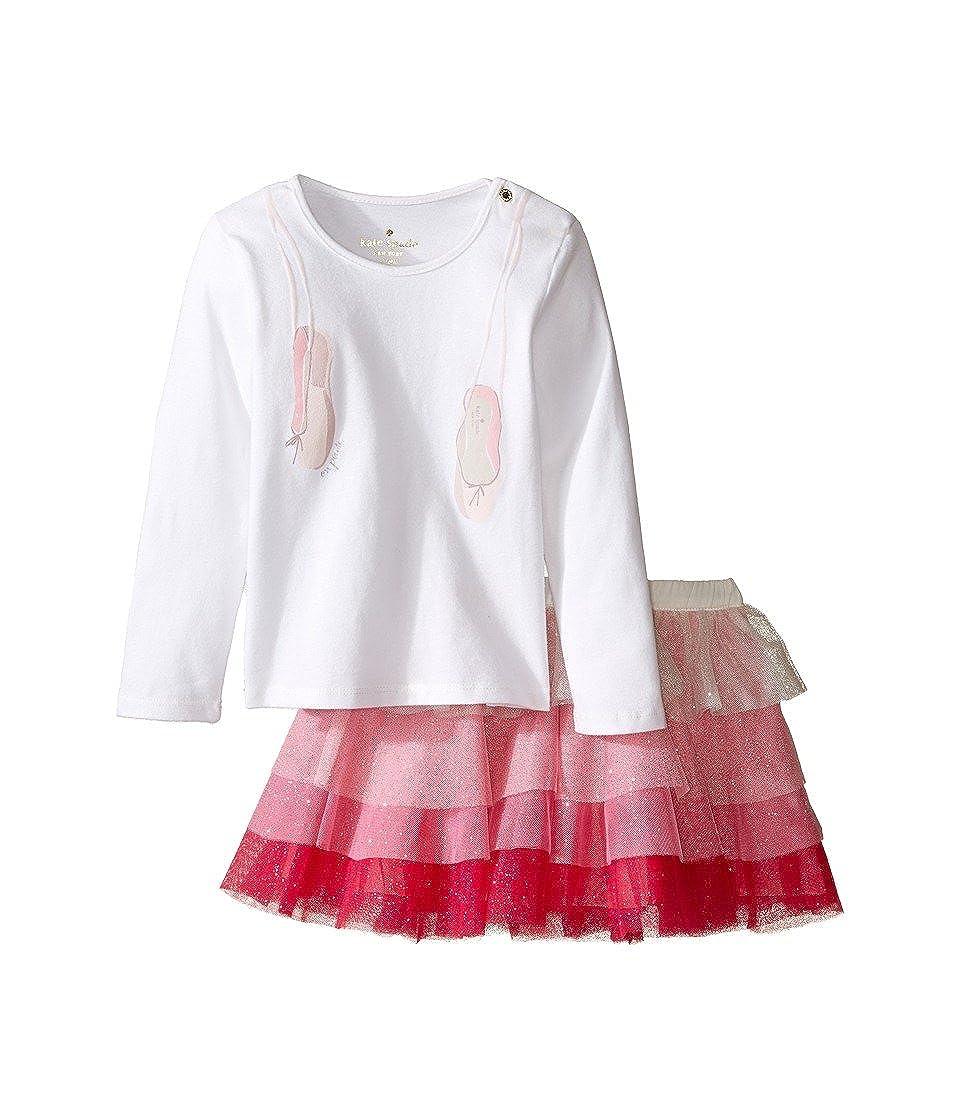 Kate Spade New York Kids Baby Girl S Ruffle Skirt Set Infant Fresh