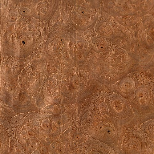 Elm Burl 3 Sq. Ft. Veneer Pack (Exotic Wood Veneer)