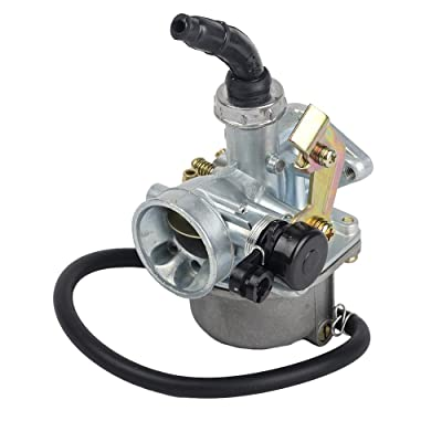 HIFROM(TM) PZ19 PZ 19 mm Cable Choke Carburetor carb for 90cc 110cc 125cc ATV Quad dirt bike TaoTao Sunl: Automotive