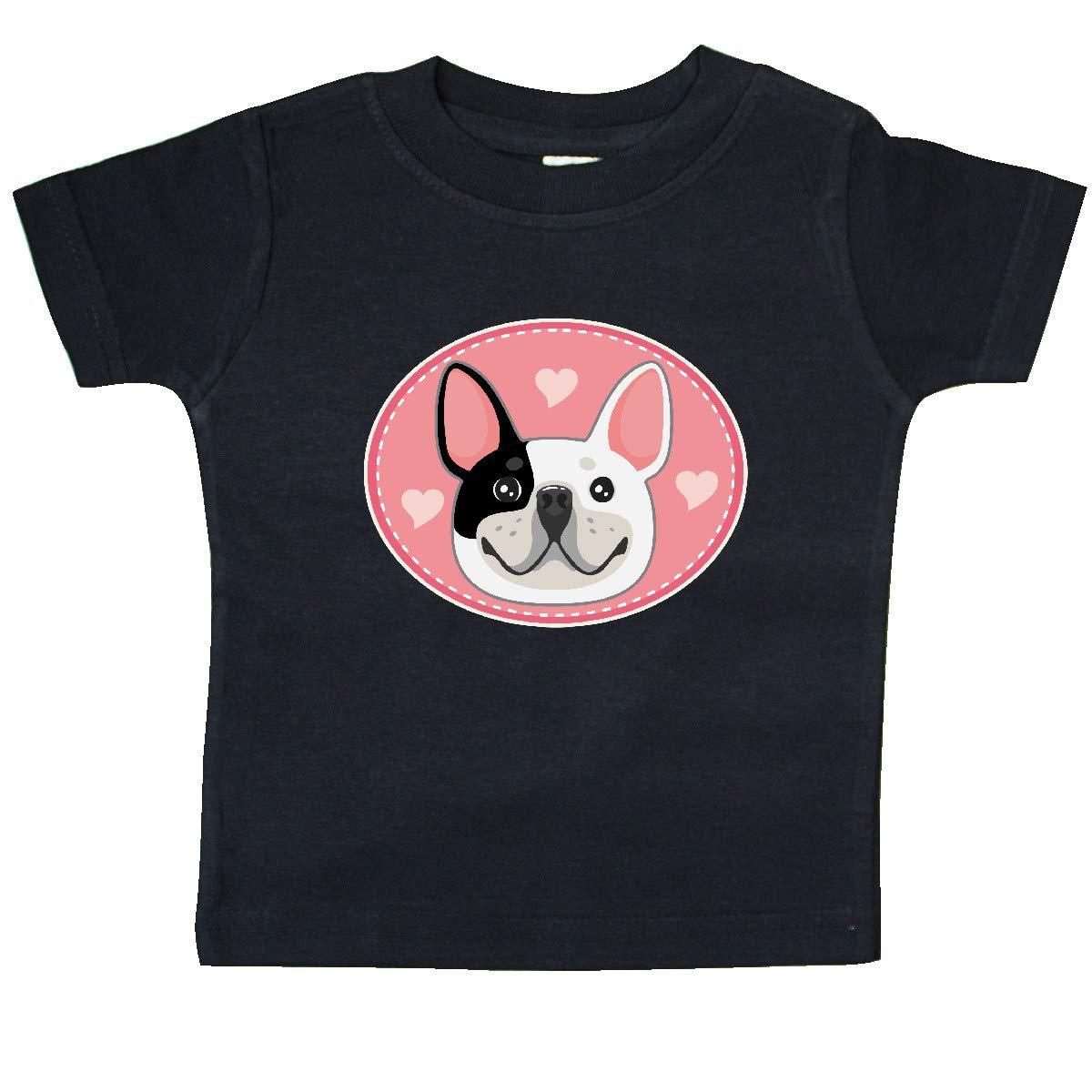 inktastic French Bulldog Dog Baby T-Shirt