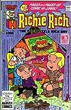 Richie Rich, The Poor Little Rich Boy, #250 (Comic Book, 1990)