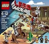 LEGO, The Lego Movie, Getaway Glider (70800)