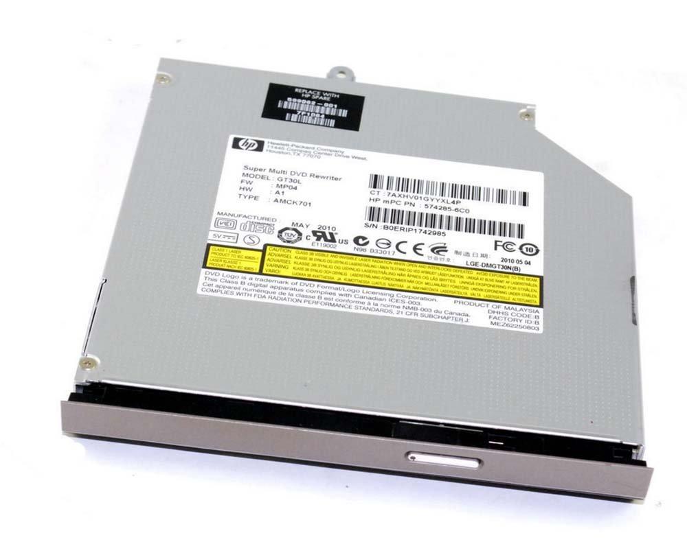 HP G62 Bronze Black SATA CD DVD Burner Writer ROM Player Drive