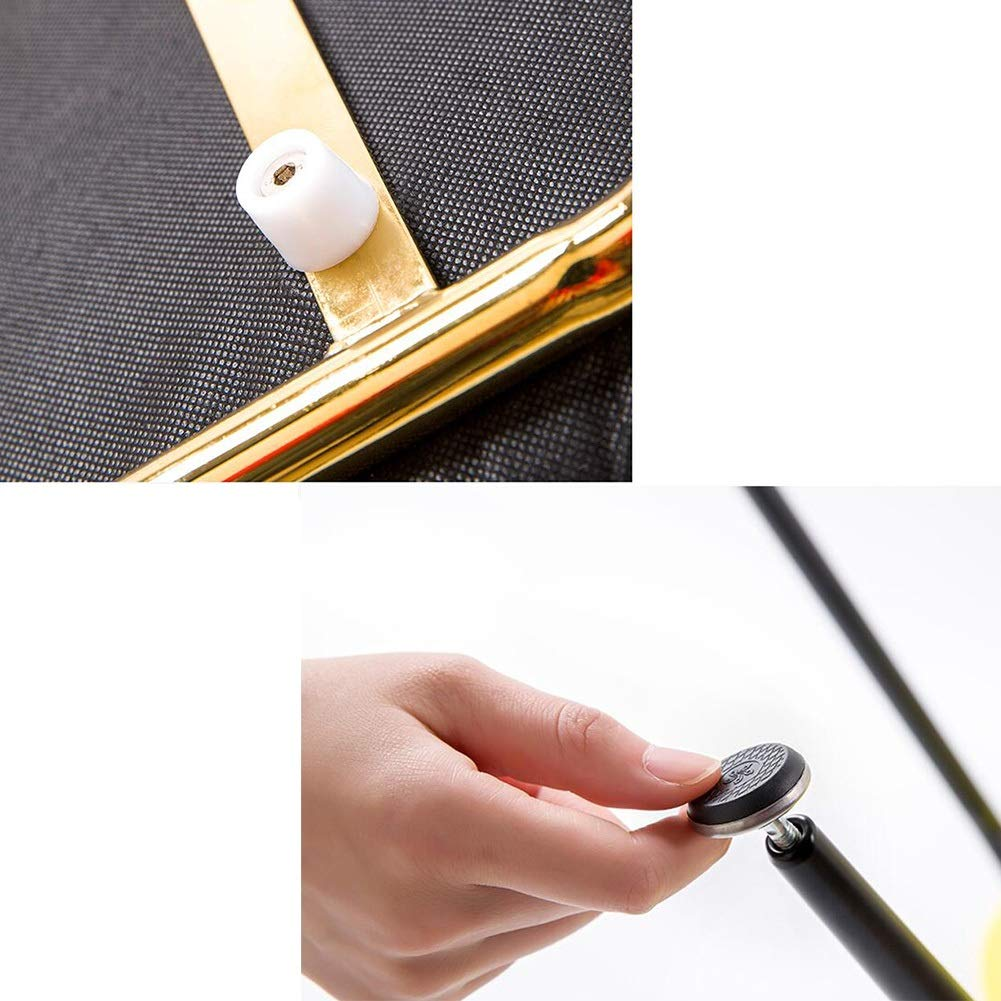 Amazon.com: Sillones de comedor modernos de tela tapizada ...