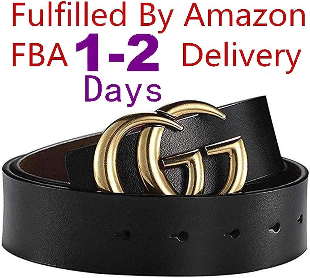 Women's Belts Belt Buckle...
