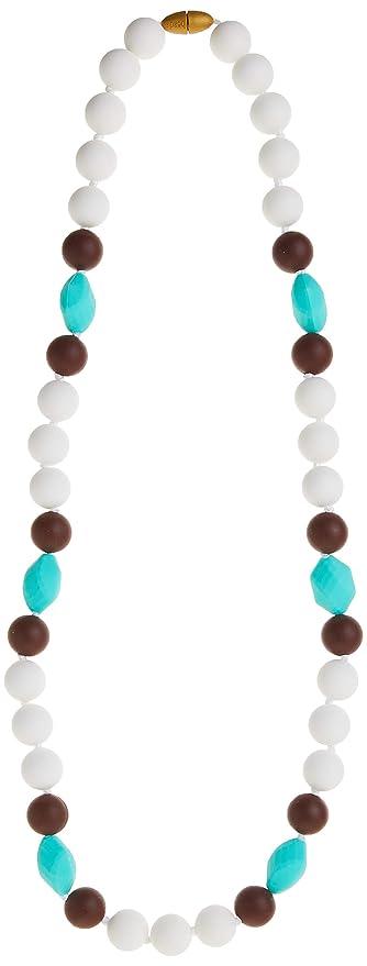 Turquoise Chewbeads Montauk Necklace