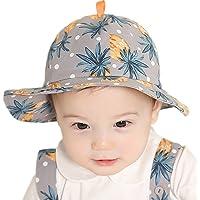 Leisial Sombrero de Pescador Algodón Patrón de Piña